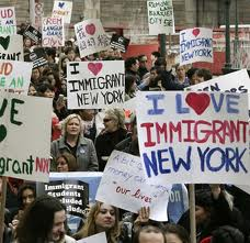 Inmigrantes New York